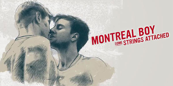 Montreal Boy: Some Strings Attached (2014)