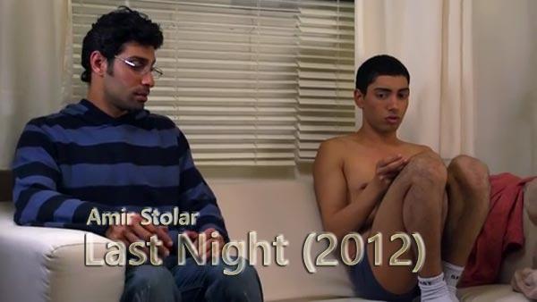 Last Night 2012 by Amir Stolar