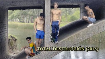 TOTAL DESTRUCCION