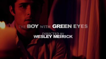 The Boy with Green Eyes (2010) by Wesley Meirick
