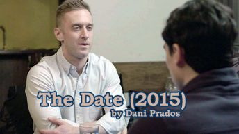 The Date (2015) gay short film by Dani Prados