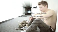The Secret ( 2016) Gay short film by Kim Anderson