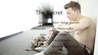 The Secret ( 2016) Gay short film by Kim Anderson