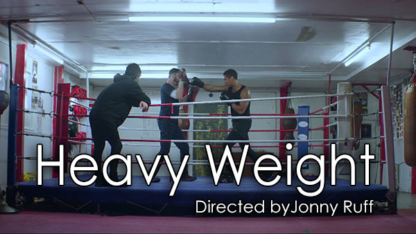 Heavy Weight (2016)- gay short film by Jonny Ruff