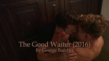The Good Waiter (2016) - gay short film by George Bamber