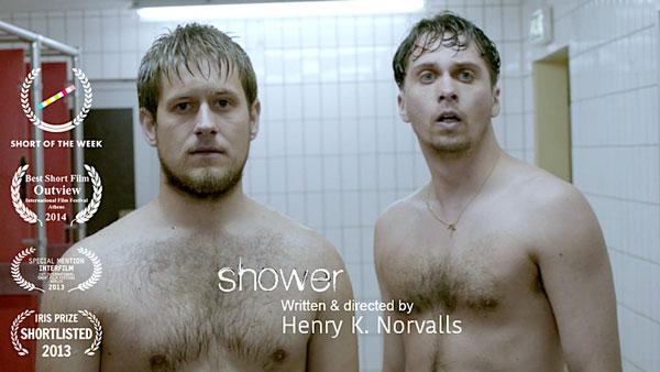 German Shower Sedcution